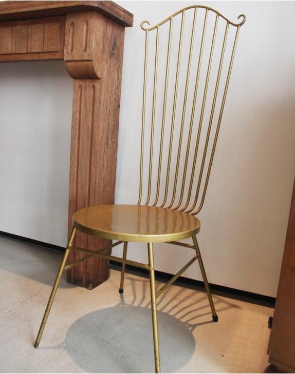 Paire chaises