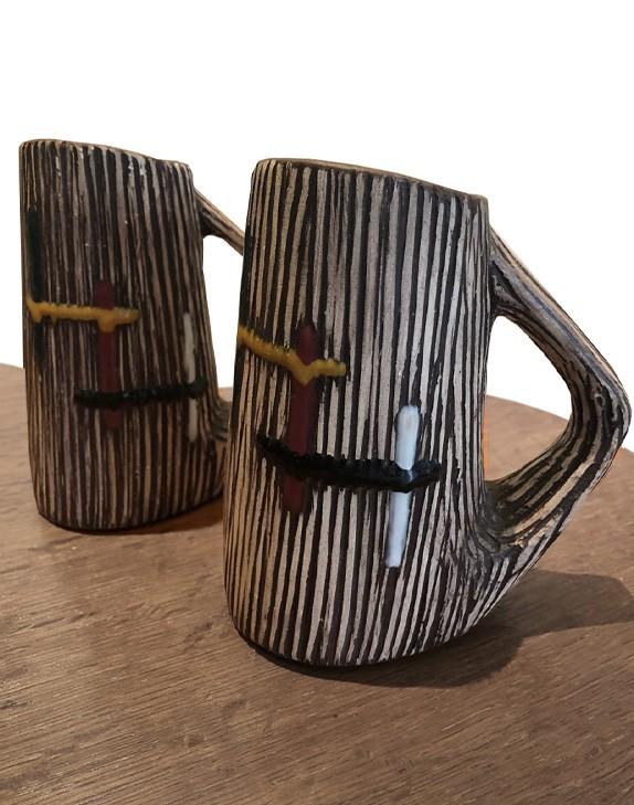 Tasses céramique