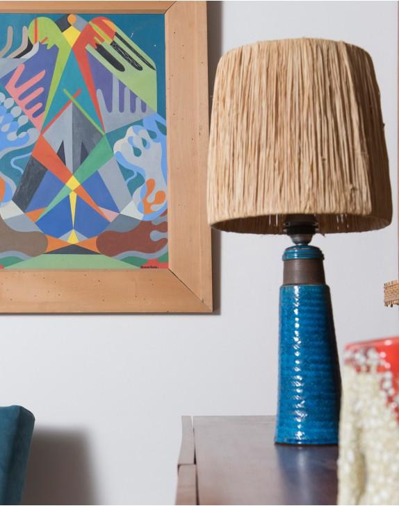Lampe céramique &