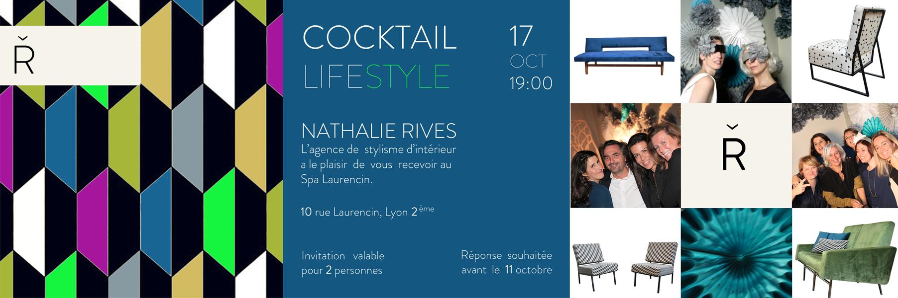Cocktail Nathalie Rives