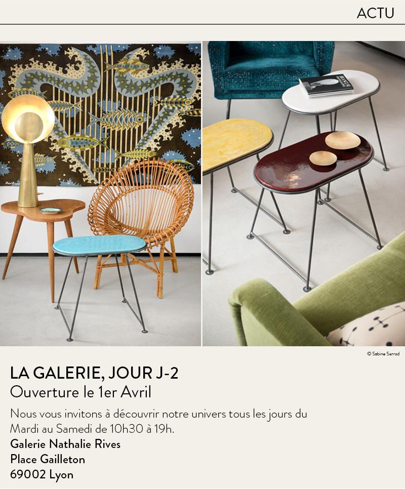 La Galerie Nathalie Rives