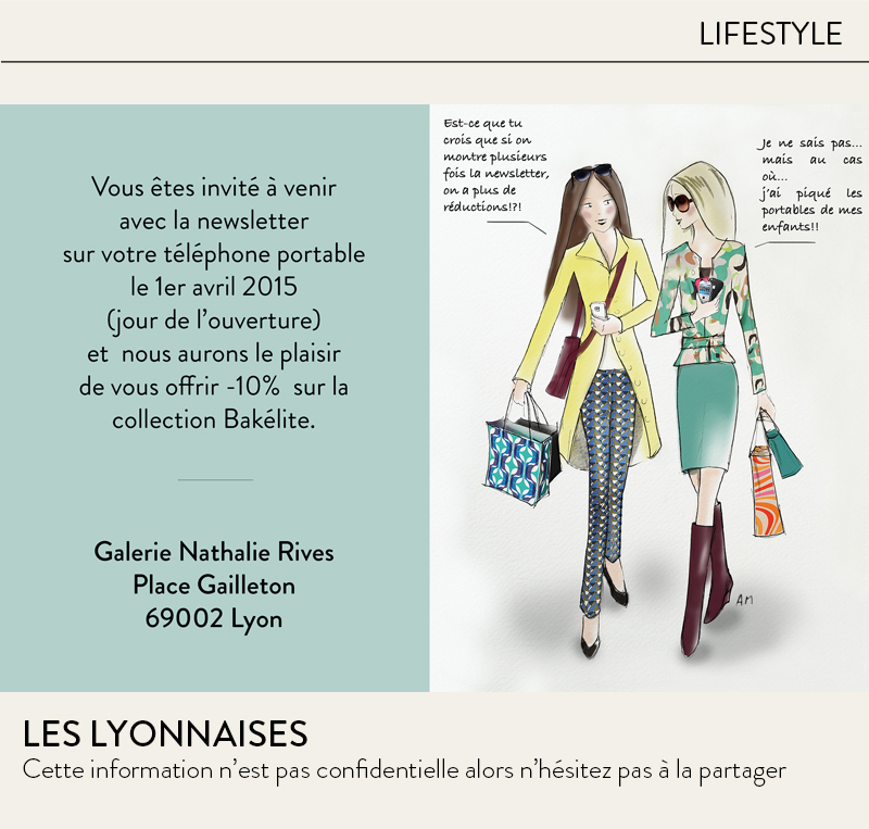 lifestyle Nathalie Rives