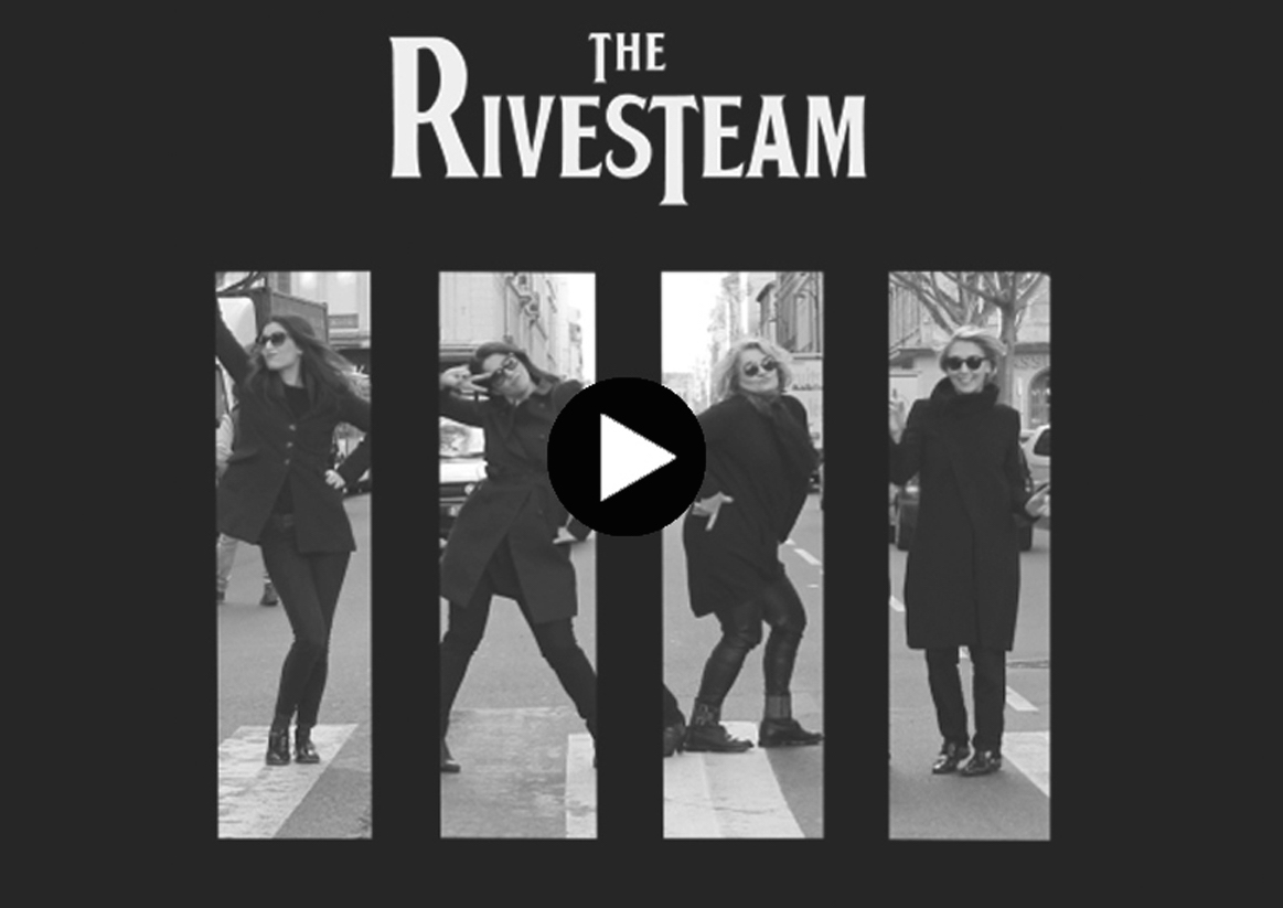 Nathalie Rives The Rivesteam